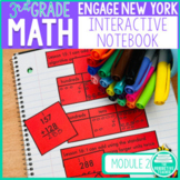 3rd Grade Interactive Math Notebook and Teacher Resources: