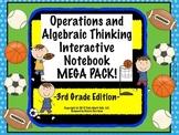 {3rd Grade} MEGA PACK! - Operations and Algebraic Thinking