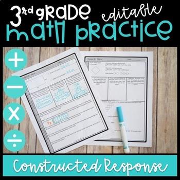 3rd Grade Math Practice
