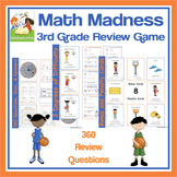 3rd Grade Math Review: March Math Madness