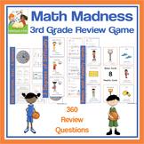 3rd Grade Math Review: March Math Madness