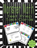 3rd Grade Math Review Task Cards
