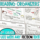 3rd Grade Reading Literature CCSS Formative Assessments (f