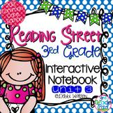 3rd Grade Reading Street Interactive Notebook Unit 3