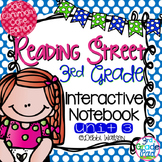 3rd Grade Reading Street Interactive Notebook Unit 3