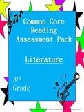 3rd Grade Literature Assesment Rock Star Design