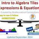4) Algebra Tiles: Understanding Expressions & Equations (C