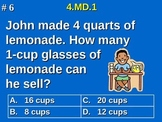 4th Grade Common Core Math - 4.MD.1 Know and Convert Measu