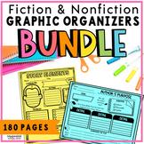 Common Core: Graphic Organizer Bundle for Reading Grades 3-5