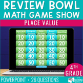 4th Grade Math Quiz Bowl - Place Value - Game Show Review