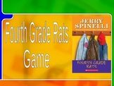 4th Grade Rats By Jerry Spinelli PowerPoint review game