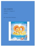 4th grade Chapter 5 GO MATH Lessons 1-6 plus Do Now