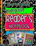 4th Grade Common Core Interactive Reading Notebook: Litera