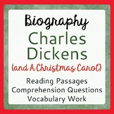 Charles Dickens ...and A Christmas Carol