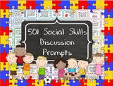 501 Social Skills Prompts - Problem-Solving Pragmatics Pre