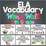 5th Grade Common Core ELA Ultimate Vocabulary Resource