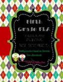 5th Grade ELA- Language & Reading Foundations CCSS Basic S