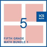 5th Grade Math Bundle