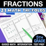 5th Grade Math - 5.NF.1-5.NF.7