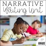 5th Grade Narrative Writing-Unit 2 {CCSS Aligned!}