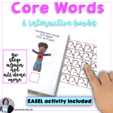 6 Core Words:Books for Teaching 6 Early Words to AAC Users
