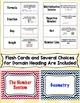 6th Grade Common Core Math Vocabulary