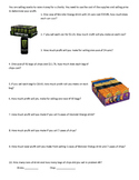 6th Grade Math Common Core EVERYTHING PACKAGE  Lessons, Ho