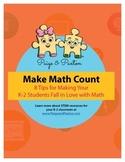 Hands on K-2 Math Activities for Teachers