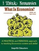 8101 What Is Economics - COMPLETE UNIT