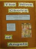 9 Choirs of Angels Catholic Lapbook