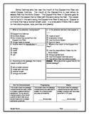 9 Reading Comprehension - Grade 3 (Progress Monitoring)
