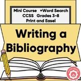 Bibliography NO PREP!