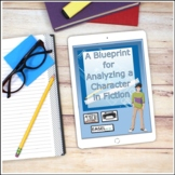 A Blueprint for Analyzing a Character in Fiction