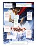 A Christmas Carol Menu Options