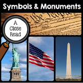 A Close Read- American Symbols and Monuments