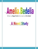 A Complete Novel Study for Amelia Bedelia