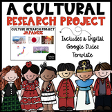 A Cultural Research Project