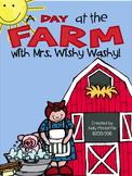 A Day at the Farm w/ Mrs. Wishy Washy