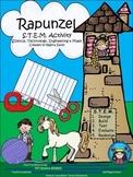 A+ Fairy Tales: Rapunzel STEM Activity...Science, Technolo