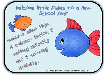 A Fishy Welcome