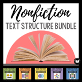 A Focus on Non-Fiction: Non-Fiction Text Structures {Bundle}