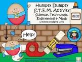 A+ Humpty Dumpty STEM Activity: Science, Technology, Engin