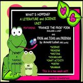 FROG AND TOAD LANGUAGE ARTS MEGA BUNDLE/SCIENCE/FRANKIE th
