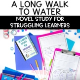 A Long Walk to Water Novel Study: Lower Level Guided Readi