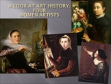 A Look Art Art History Four Women Artists