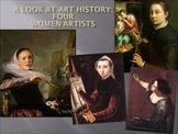 A Look Art Art History Four Women Artists