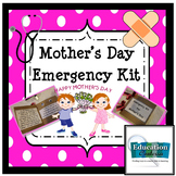 A MOTHER'S DAY EMERGENCY KIT - CRAFT PROJECT
