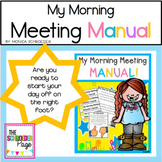 A Morning Meeting Manual