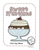 A Not So Wimpy File Folder Game: Sweet Fractions
