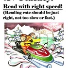 A+ Reading Fluency Common Core Poster Pack